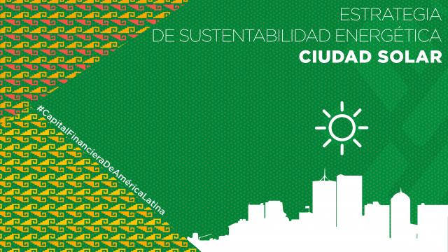 """Estrategia """"Ciudad Solar"""""""